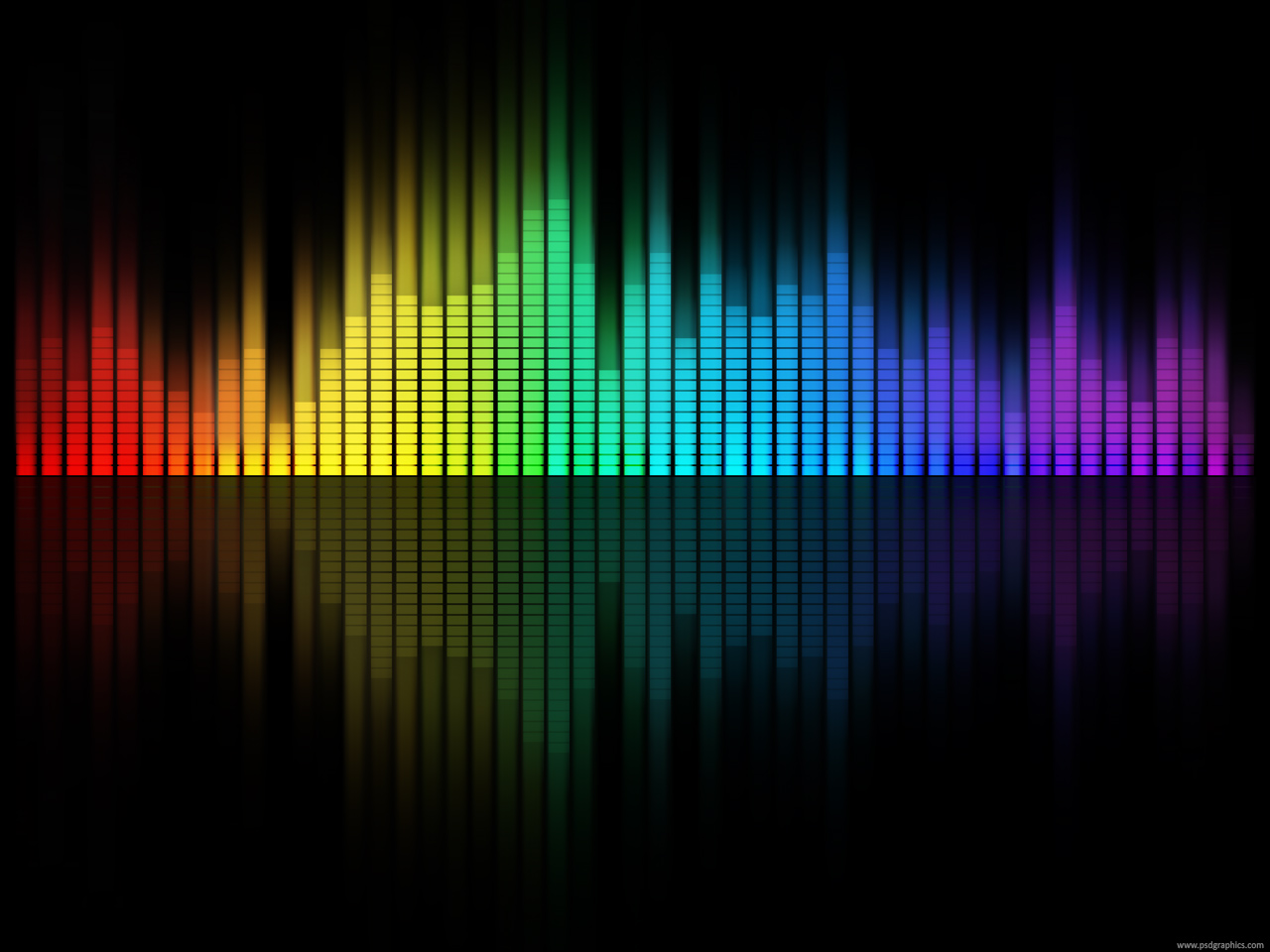 music-equalizer-background